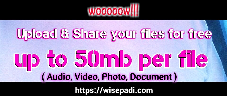 upload & share up to 50mb size files for free